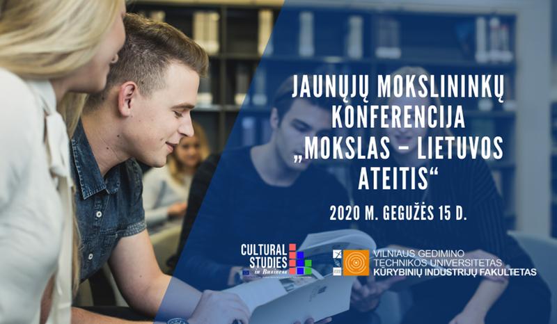 Kviečiame dalyvauti penktojoje jaunųjų mokslininkų konferencijoje