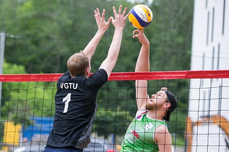 Lietuvos studentų paplūdimio tinklinio čempionatas