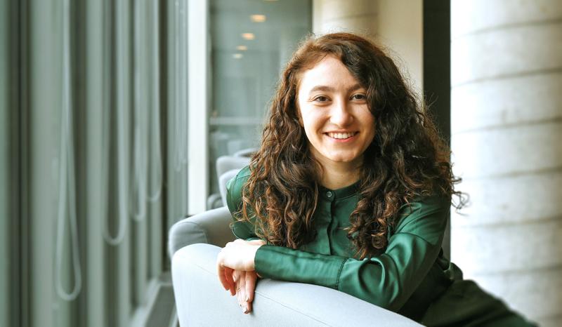 Didžėjos veiklą ir bioinžinerijos studijas suderinusi Gabija paneigia stereotipą, kad inžinerija ne merginoms