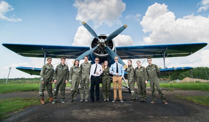 VGTU bendradarbiaus su Šiaulių oro uostu