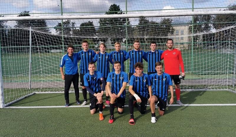 LSFL mažojo futbolo turnyre III-oji vieta