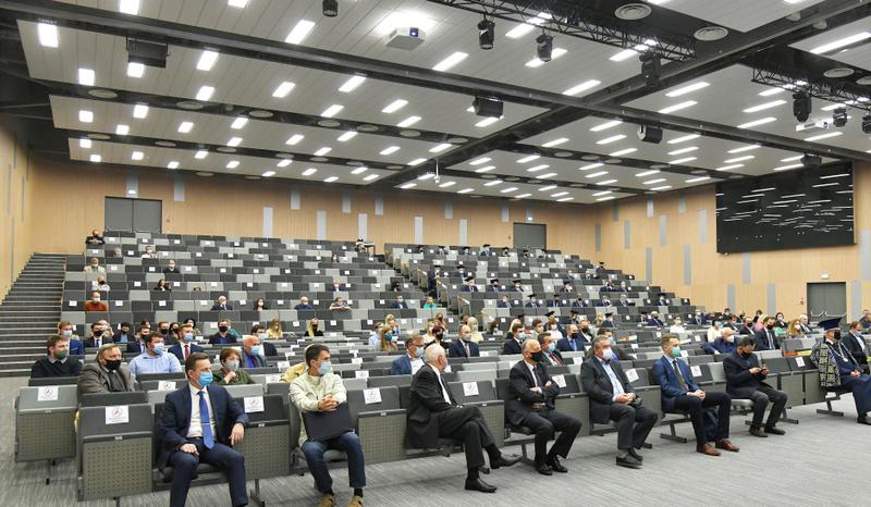 Senato iškilmėse apdovanoti Vilnius Tech bendruomenės nariai