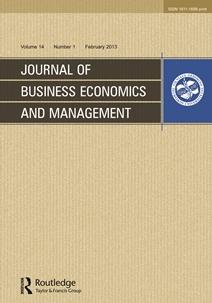 """Išleistas naujas žurnalo """"Journal of Business Economics and Management"""" numeris"""