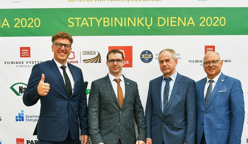 """Geriausias metų projektuotojas Mindaugas Petkevičius: """"Inžinerija – gyvenimo būdas!"""""""