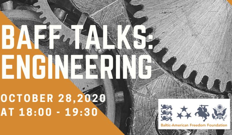 """Kviečiame dalyvauti """"BAFF Talks: Engineering"""" internetiniame seminare"""