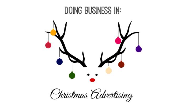"""Kviečiame į renginį """"Doing business in Christmas advertising"""""""