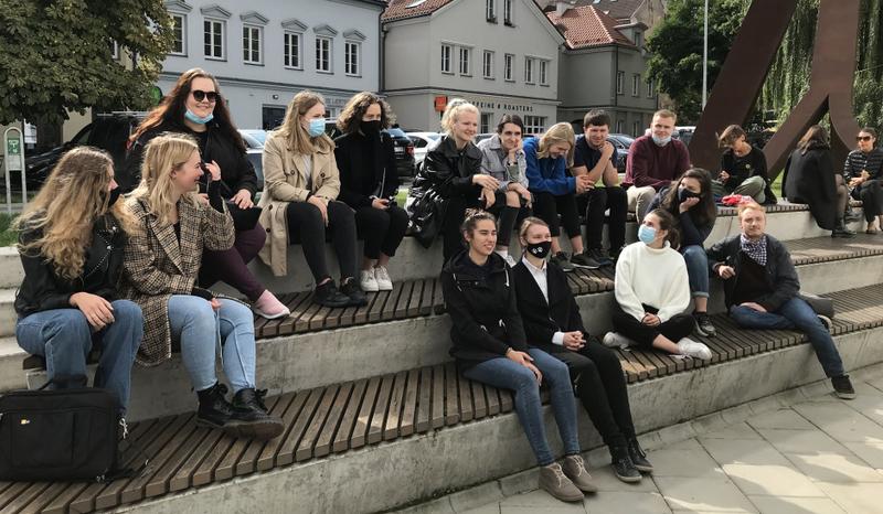 Pasinaudojant atvirais Vilniaus duomenimis – tirtas naktinis miesto gyvenimas