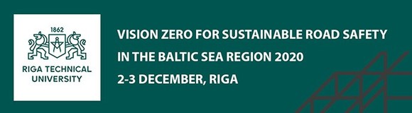 Vision Zero for Sustainable Road Safety in the Baltic Sea Region