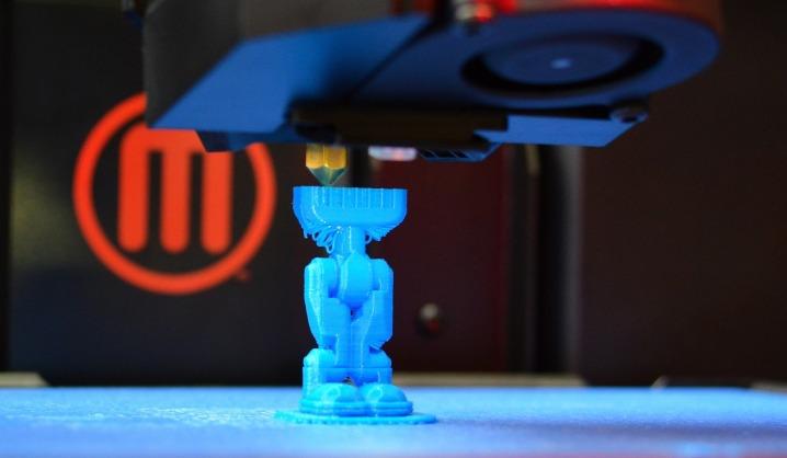 3D spausdinimo technologijos skatina mokytis darant