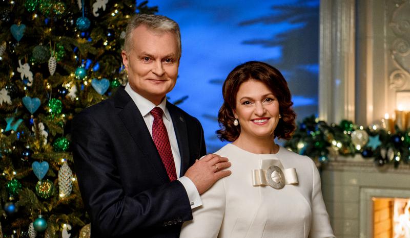 Lietuvos Respublikos Prezidento sveikinimas