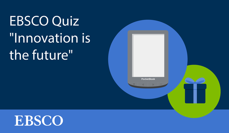 "EBSCO Quiz ""Innovation is the Future"""