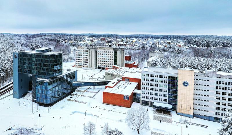 VILNIUS TECH – Europos universitetų aljanso ATHENA pristatymo renginys