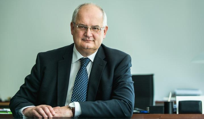 VGTU rektorius tapo Lietuvos universitetų rektorių konferencijos prezidentu