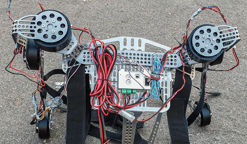 Sukūrė prietaisą, padidinantį fizines žmogaus galimybes: kuo jis išskirtinis?