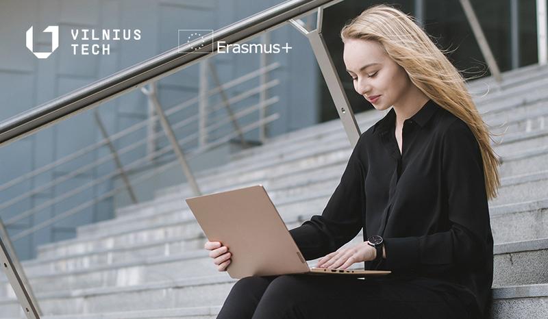 """""""Erasmus+"""" internship in Europe awaits you!"""
