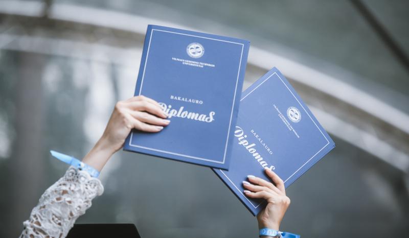 VILNIUS TECH Graduation Ceremony will be held on 17-23 June