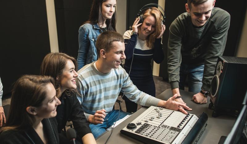 Renginių inžinerijos studijos VILNIUS TECH – plačios galimybės ne tik Lietuvoje, bet ir užsienyje