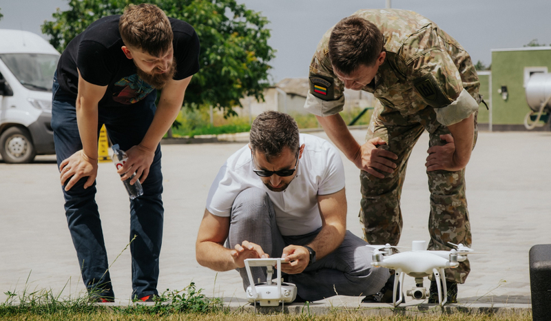 Lietuvos ekspertai padės stiprinti Moldovos valstybės sienos apsaugą