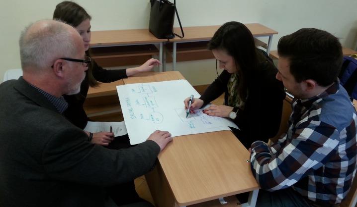 VGTU surengti pirmieji energijos vartojimo auditorių kursai