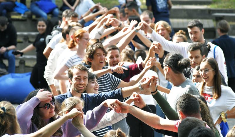 VILNIUS TECH prasidėjo Orientacinės dienos užsienio studentams
