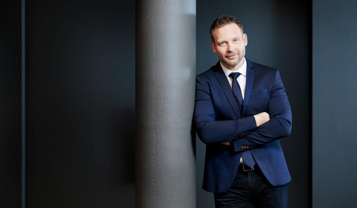 """Neeilinė galimybė – """"Accenture Baltics"""" atstovo, """"technologijų evangelisto"""" K. Banga paskaita"""