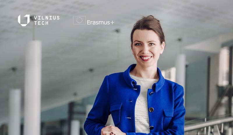"""Verslo vadybos fakulteto dėstytojos dr. K. Taujanskaitės """"Erasmus+"""" dėstymo vizitas Italijoje"""