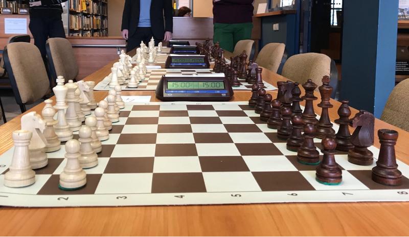 VILNIUS TECH vyks šachmatų čempionatas