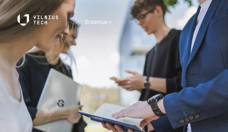 "Accomplish your mandatory internship abroad with ""Erasmus+"""