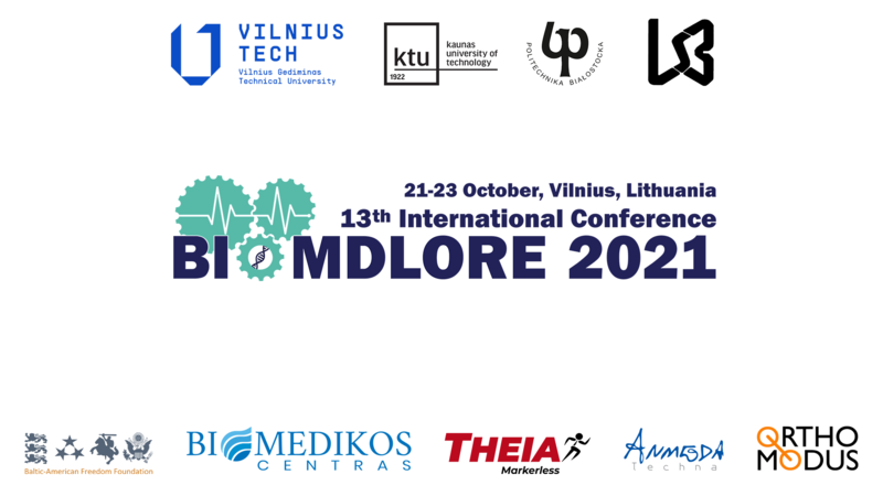 """Įvyks 13-ta tarptautinė konferencija """"BIOMDLORE"""""""