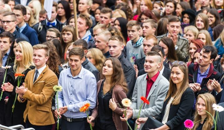 Stojančiųjų į VGTU bakalauro studijas dėmesiui – priėmimo taisyklės 2015 m.