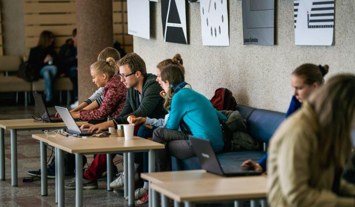 VGTU studentai kviečiami teikti idėjas kovai su klimato kaita