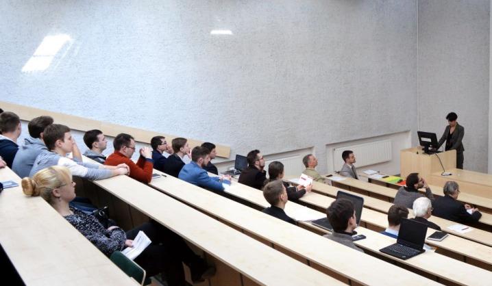 """Įvyko jaunųjų mokslininkų konferencija """"Statyba"""""""