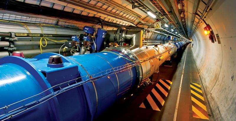 VGTU ir CERN vadovų susitikime bręsta partnerystės vizija