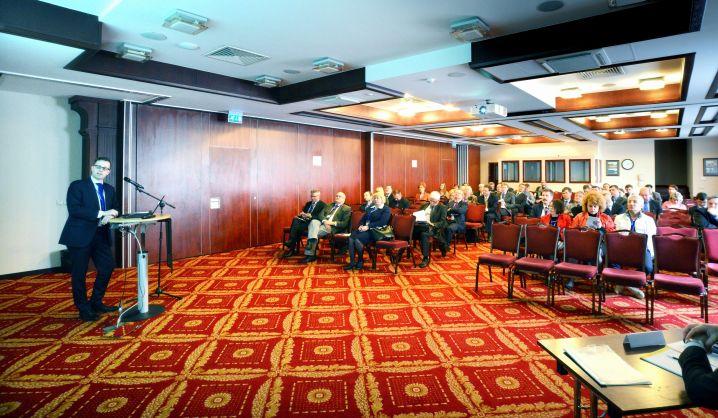 Tarptautinėje Transporto konferencijoje dėmesys krypo į aktualijas