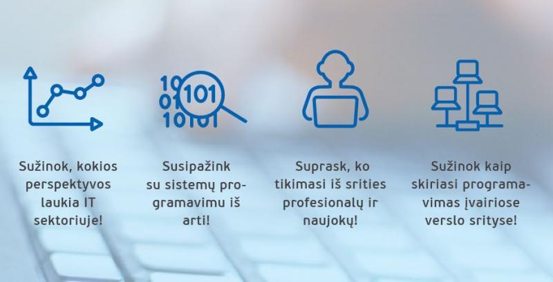 Praktiniai mokymai informatikos studentams
