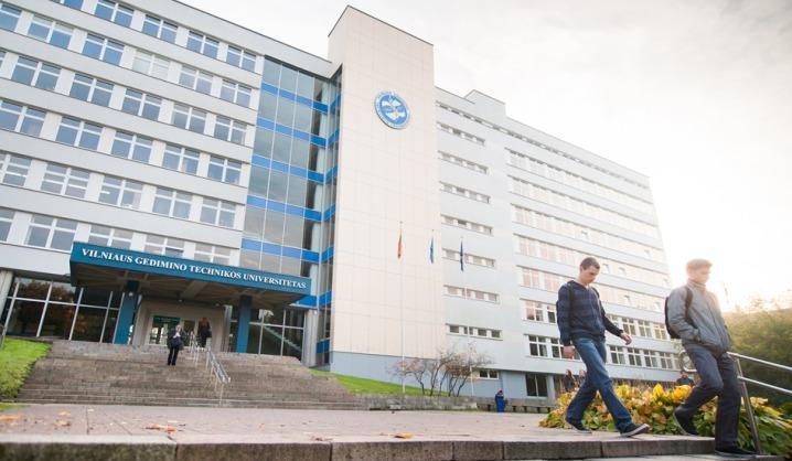 VGTU – tarp geriausių pasaulio universitetų