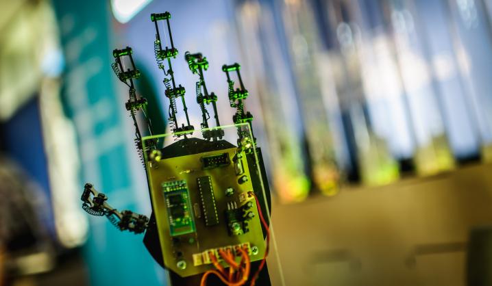 """""""NowJapan"""" festivalyje – ir VGTU studentų kurti robotai"""