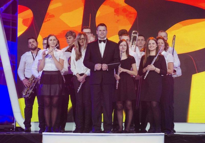 """Nelikite abejingi – palaikykite VGTU orkestrą televizijos konkurse """"Vario audra""""!"""