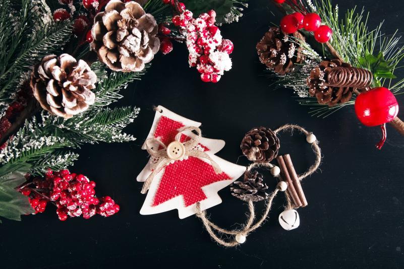 Negali praleisti: linksmiausios ekologiškų kalėdinių papuošimų dirbtuvės