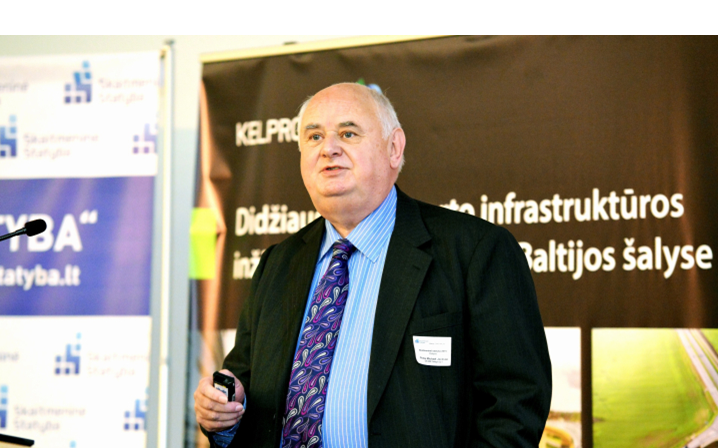 Open lecture by BIM expert Phil Jackson