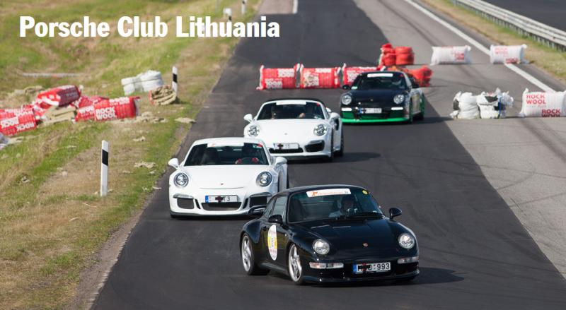 """Porsche klubas Lietuva"" įsteigtos stipendijos įteiktos Transporto inžinerijos fakulteto studentams"