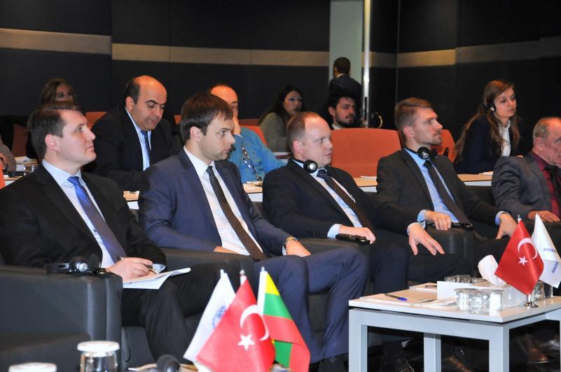 Ankaroje pristatyti Lietuvos mokslo, inovacijų ir transporto sektoriai