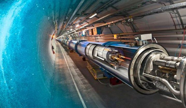 """VGTU viešėjęs CERN ekspertas studentams: """"Darbą rinkitės ne tik pagal atlyginimą"""""""