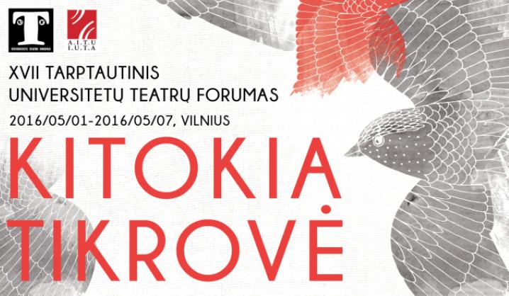 Tarptautiniame teatrų forume: kylančios grėsmės ir sugrįžimas į bunkerius