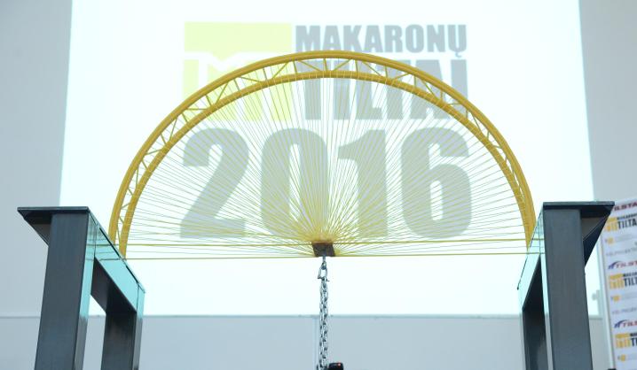 """""""Makaronų tiltai 2016"""" nugalėtojams – kelialapis į čempionatą Vengrijoje"""