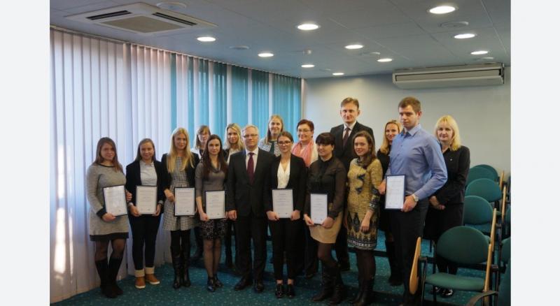 Kviečiame dalyvauti studentų darbų konkurse apie ES SF investicijų efektyvumą