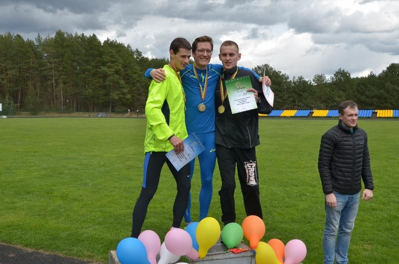 VGTU sportininkų startai Lietuvos studentų čempionatuose