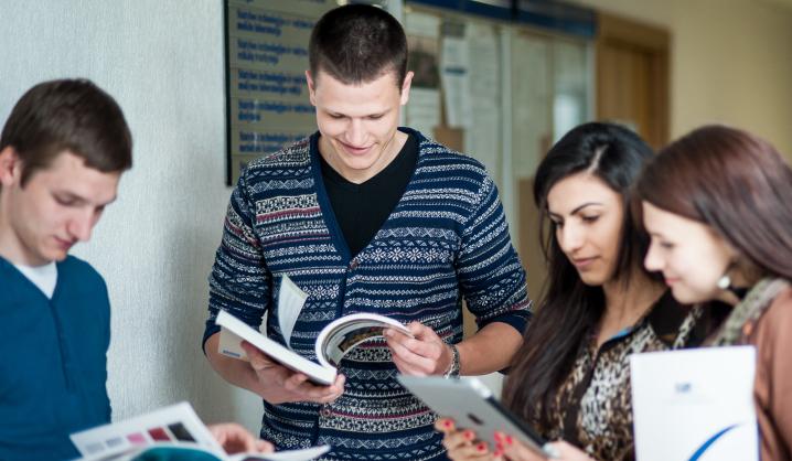 Pagal pakviestųjų studijuoti skaičių VGTU patenka į TOP 3