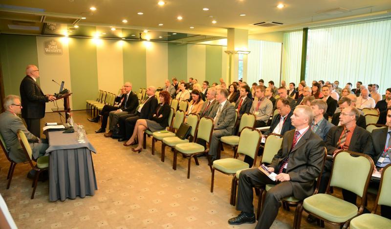 Prasidėjo VGTU organizuojama didžiausia Baltijos šalyse tarptautinė statybos konferencija (papildyta nuotraukomis)