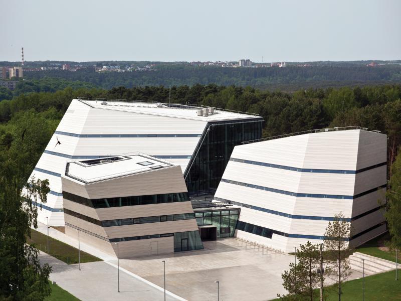 Šiuolaikinė Lietuvos architektūra: siekiant aukščiausios kokybės